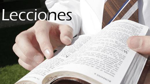 lecciones en EvangelismoMundial.com