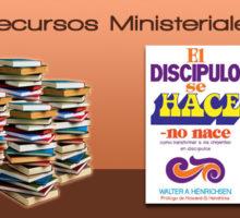 El discipulo no nace se hace