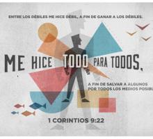 1Corintios 9.22