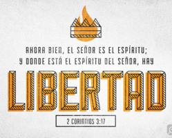 2Corintios 3:17 Ilustrado y en Varias versiones