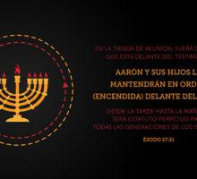Exodo 27.21