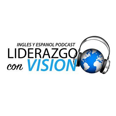 logo de liderazgo con vision