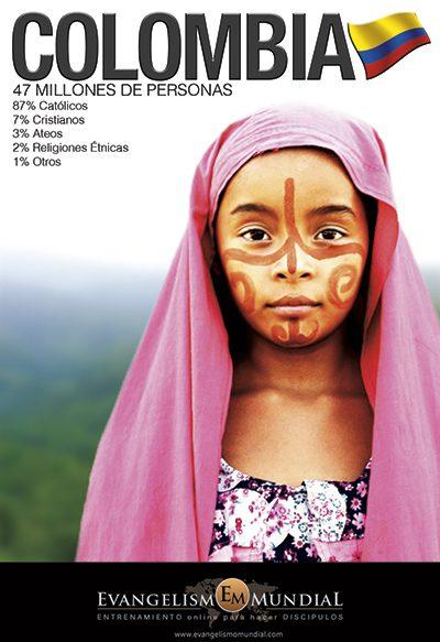 Imagen Evangelística de Colombia (Descarga Gratis)