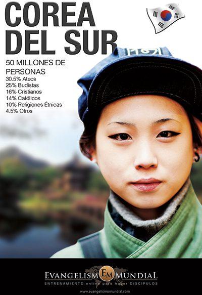 Imagen Evangelística de Corea del Sur (Gratis)