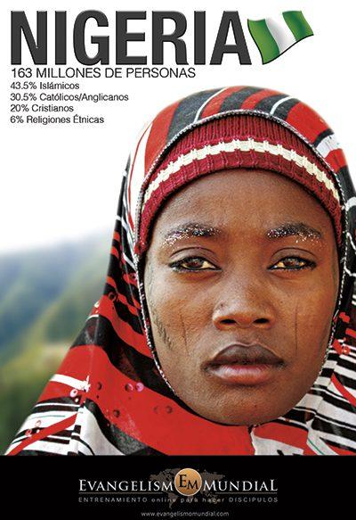 Imagen Evangelística de Nigeria (Descarga Gratis)