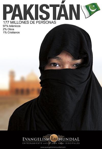 Descarga (Gratis) Poster para Misiones sobre Pakistán